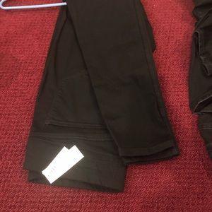 NWT Old Navy Rockstar Black Jeans